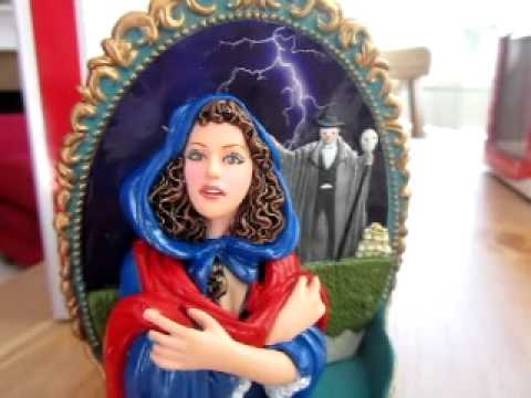 Phantom Of The Opera Collectors Christmas Ornament
