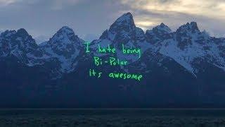Kanye West - I thought about killing you (Lyric Video) (Instrumental)