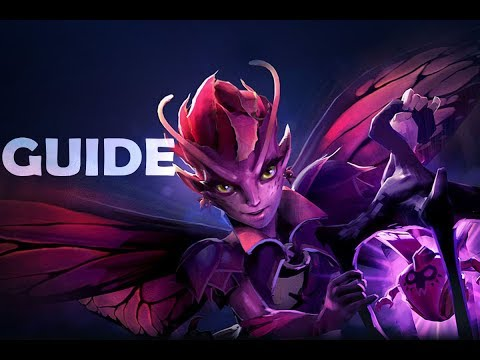 Dota 2 Dark Willow guide [Updated 7.09, 2018]