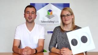 Studium oder Ausbildung? TalentKolleg Ruhr an der FH Dortmund!