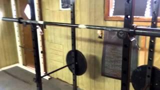 Tfstrength - My Garage Gym
