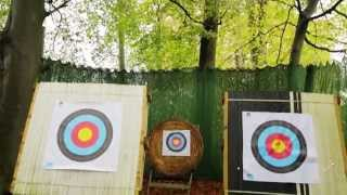 Archery at Ribby Hall Village, Lancashire Thumbnail