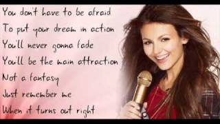 Victoria Justice --( Tori Vega - Intro ) Make It Shine +lyrics