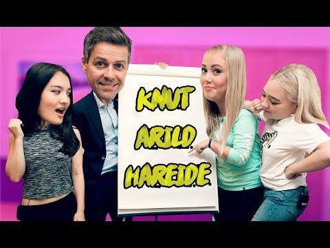 Gjettelek på STORTINGET! - med Knut Arild Hareide