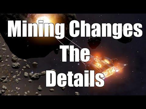 Elite: Dangerous - Mining Changes: The Details