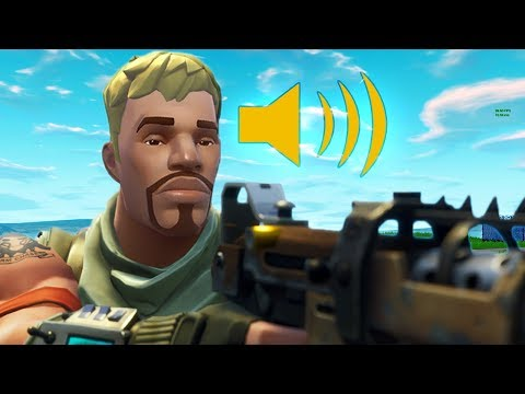 If Fortnite adds PROXIMITY VOICE CHAT
