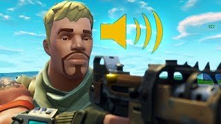 If Fortnite adds PROXIMITY VOICE CHAT thumbnail