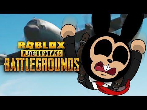 ROBLOX: PLAYERUNKNOWN'S BATTLEGROUNDS