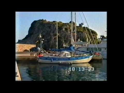 Weltumseglung SY Josef Haydn, La Duquesa-Spanien 1990, Teil 02