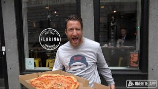 Barstool Pizza Review - Florina Pizzeria (Boston)