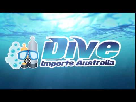 Small Business Genies - Dive Imports Australia Logo Animation 2