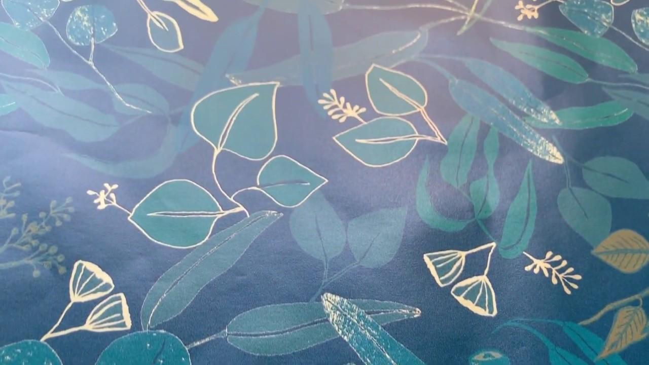 Eucalif Wallpaper by Justina Blakeney
