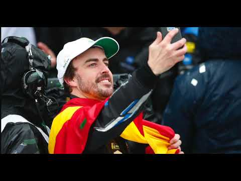 Fernando Alonso Post Race Interview Rolex 24 Hours Of Daytona