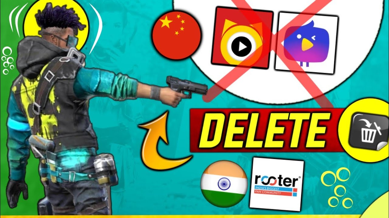 DELETE THIS STREAMING APPS❌ | SUPPORT 🇮🇳 INDIAN APPS | FREE FIRE | #FAMCLASHERS