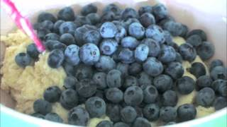 Quick & Simple - Ms. Finnerty's Blueberry Cake Recipe