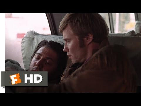 Midnight Cowboy (9/11) Movie CLIP - Joe and Ratso on the Bus to Florida (1969) HD