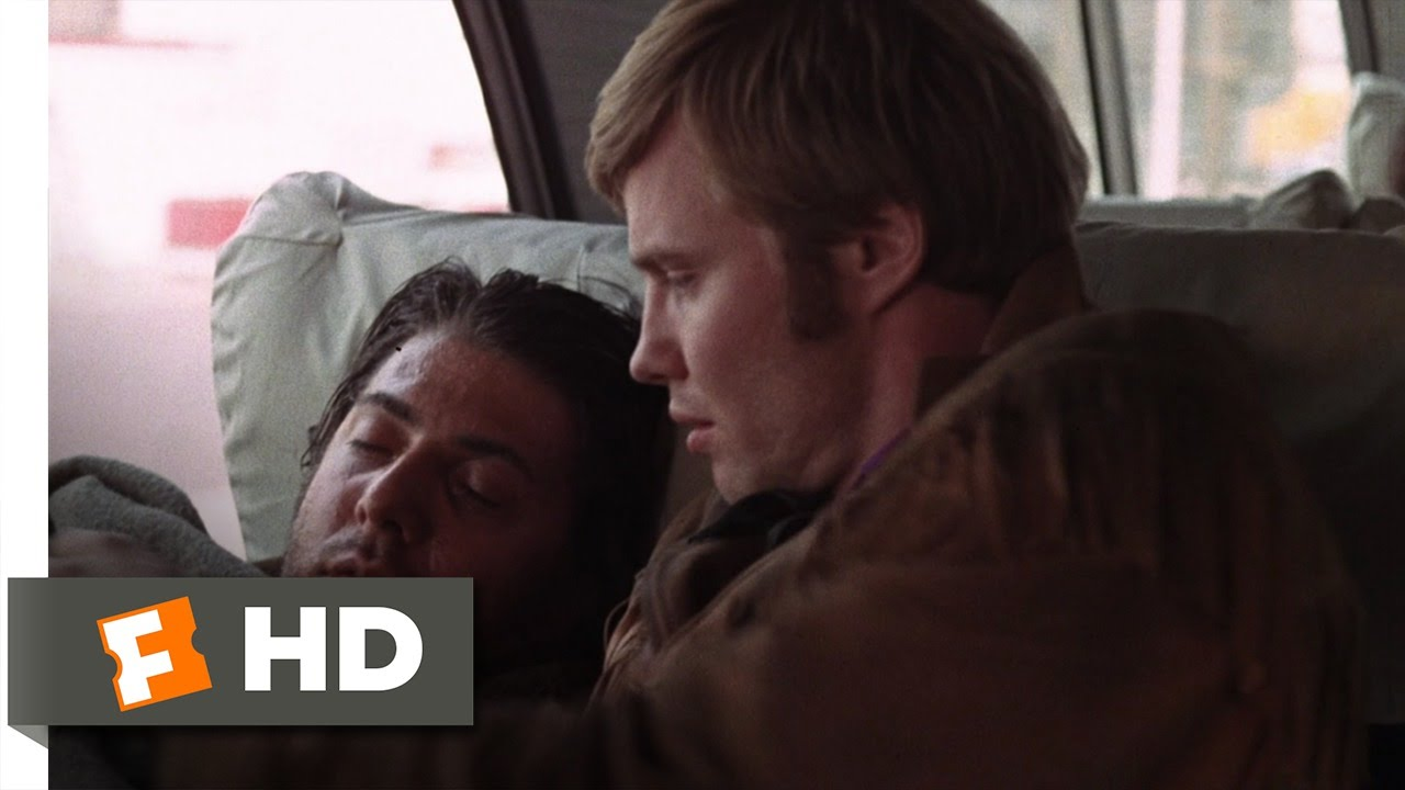 Midnight Cowboy (9/11) Movie CLIP - Joe and Ratso on the