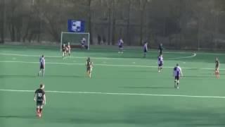 HDS H1 - HC Barendrecht H1 (3-3) | Doelpunt Jasper Willems