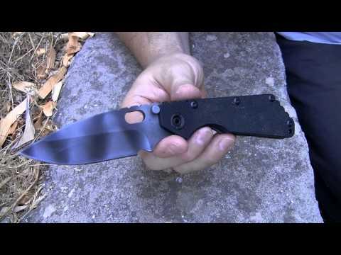 Беседы о ножах #1: Strider SMF