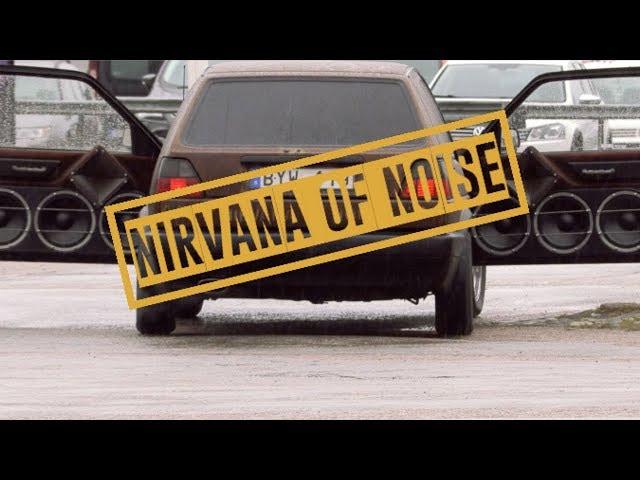 Ljudbilen - Nirvana of noise