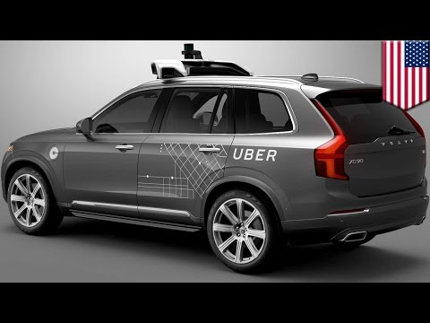 Uber to launch self-driving car service in Pittsburgh - TomoNews