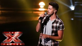 Ben Haenow sings Bridge Over Troubled Water | Live Week 1 | The X Factor UK 2014