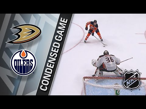 01/04/18 Condensed Game: Ducks @ Oilers