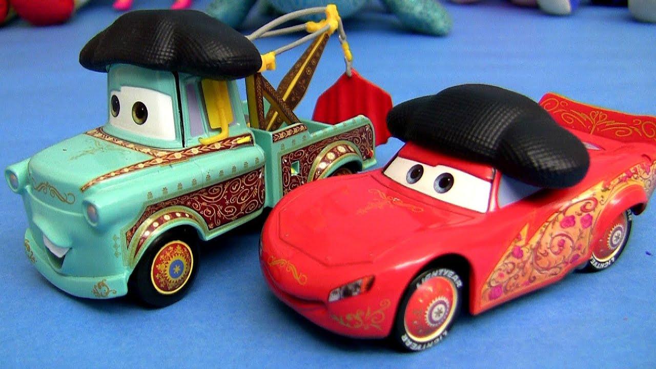 Cars Toon Mater S Tall Tales El Materdor