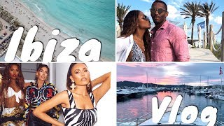 Welcome to IBIZA Vlog | MakeupShayla