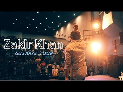 Zakir Khan Gujarat Tour 2018  TCF Productions  Aftermovie