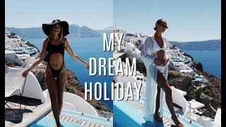 My Travel Diaries | Dream Holiday in Greece thumbnail