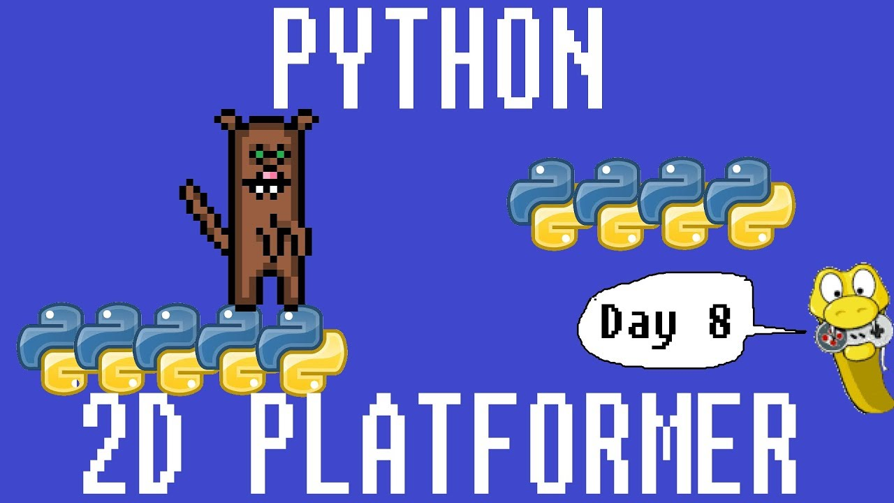 Python Video Game Tutorial Day 8 - Camera Class