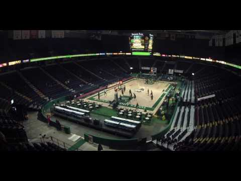 Timelapse | Door to Door - 12 Hours at the Times Union Center