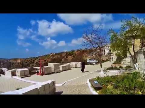 Место рождения Иисуса Христа  Пещерный Храм Рождества Христова  Крым, мыс Фиолент