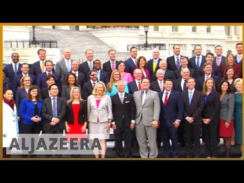 🇺🇸After midterm elections, new members in Capitol Hill | AL Jazeera English