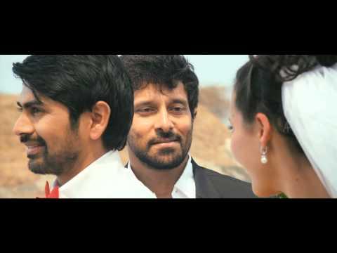 David | Tamil Movie | Scenes | Clips | Comedy | Songs | Isha Sharvani marries Vikram's friend