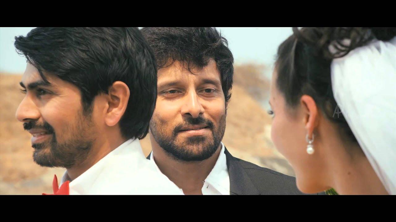 The gallery for --> Vikram In David Tamil Movie