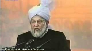 Who is Imam Mahdi and Promised Messiah - Isa Ibe Mariam - Jesus - Ahmadiyya Khalifa answers