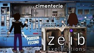 EXPLO #50 - La cimenterie 🏭   Visitée une fois avec Poisson Fécond, une autre fois toute seule