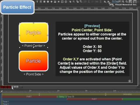 VisualCG 3D [Chapter07] Effect Particle