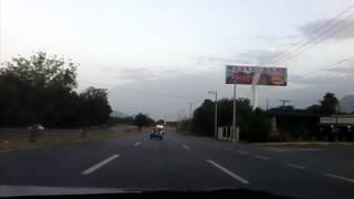 Mexican highway patrol