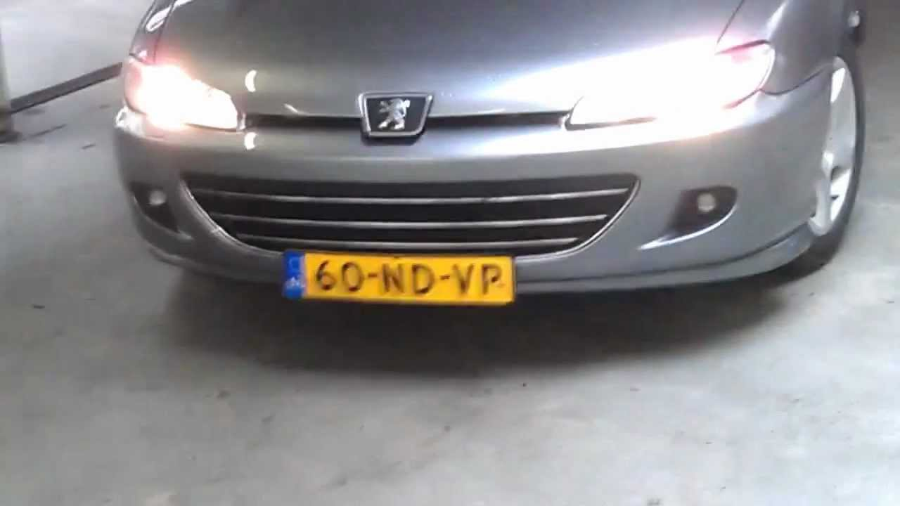 peugeot 406 coupe 2 2 16v youtube. Black Bedroom Furniture Sets. Home Design Ideas
