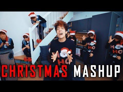 Christmas MASHUP feat. Mama Bao | Gong Bao