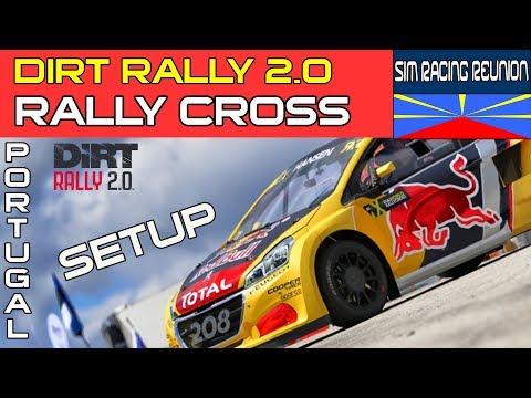 👀 Dirt Rally 2 0 / WRX / PORTUGAL /  SETUP SEC ET PLUIE