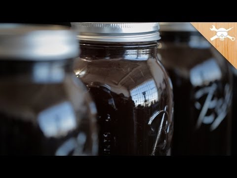 Mason Jar Cold Brew Coffee Experiment!