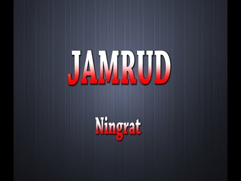 JAMRUD - Ningrat (Karaoke + Lyrics)