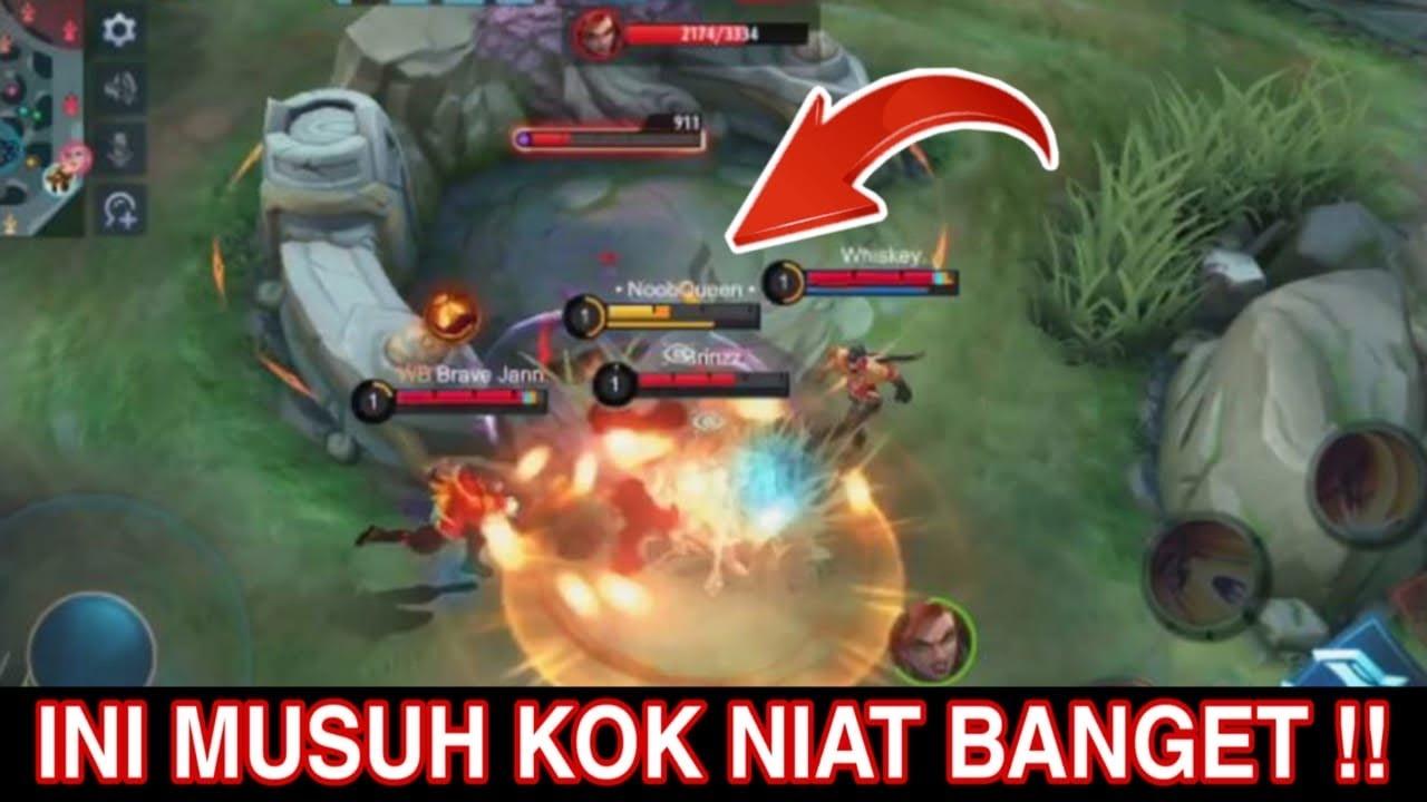 Kang Rusuh Berulah!! NoobQueen Auto Ngamuk