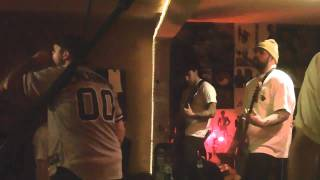 Born Low (The Funeral Home - 02-19-2012)