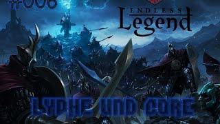 LetsPlay Endless Legend #006 -  Der Kampf geht los! [Gameplay German]
