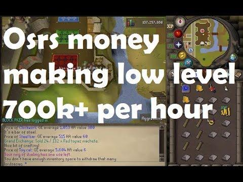 Crafting money making osrs